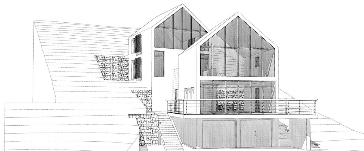 Alain rouschmeyer architecture architecte architecte for Alain elie architecte
