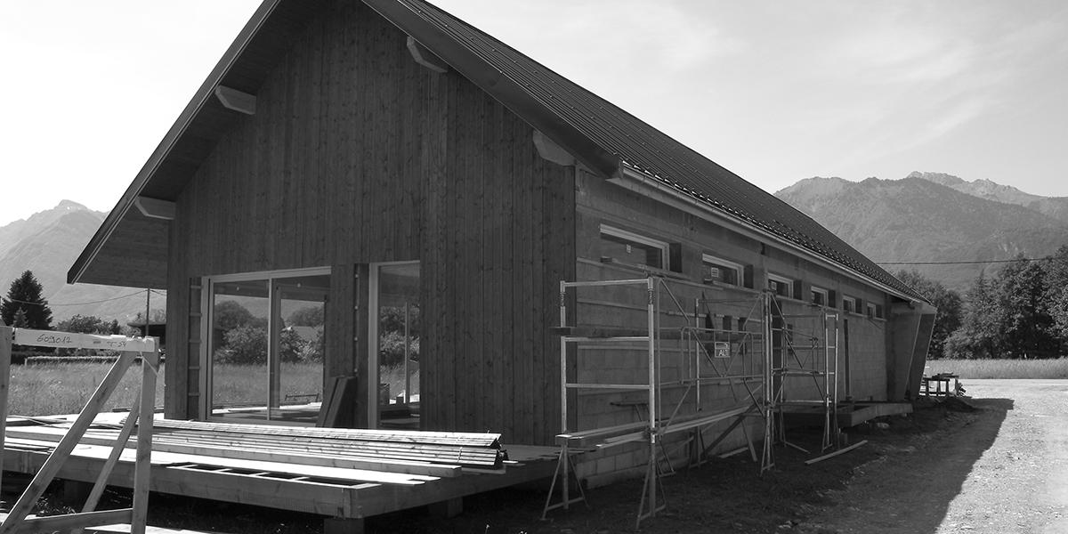 Maison Pmr Sur Pilotis En Savoie
